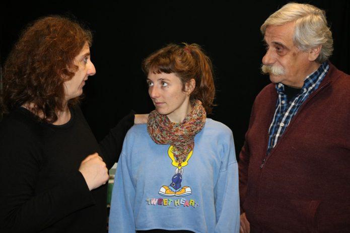 teatro y mujer