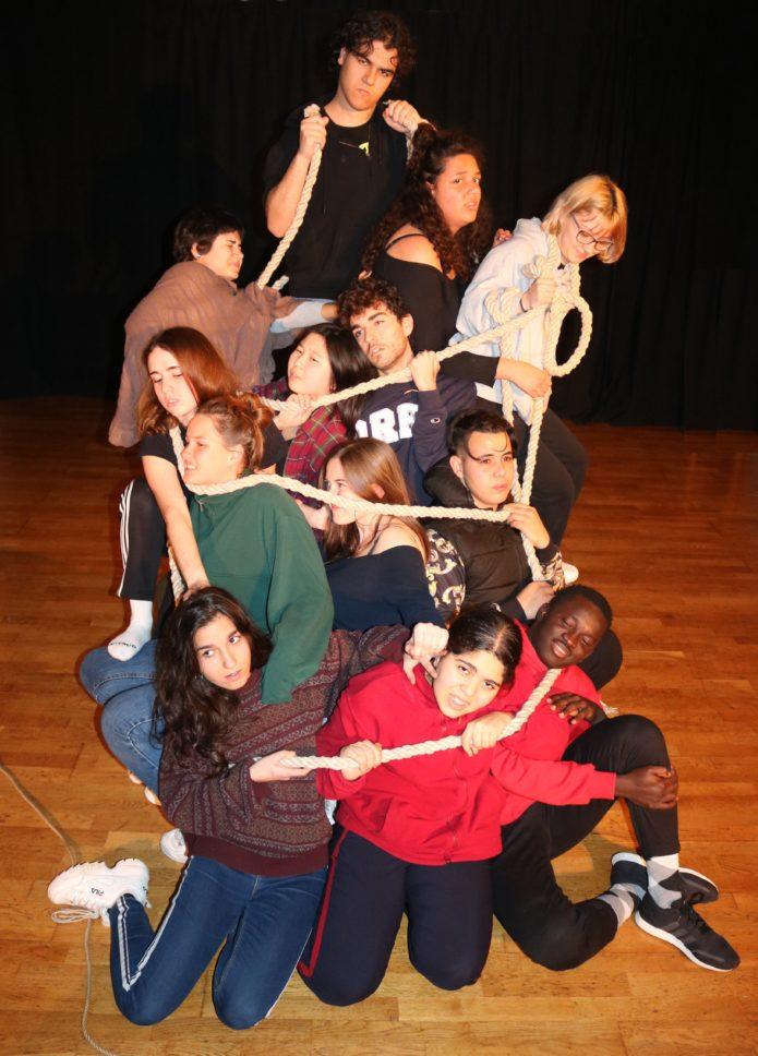 Cia joves. Forn de teatre Pa'tothom, Barcelona