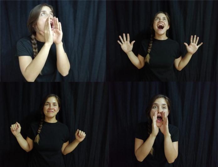 Curso de voz, teatro, Alejandra Estrada, Pa'tothom, barcelona