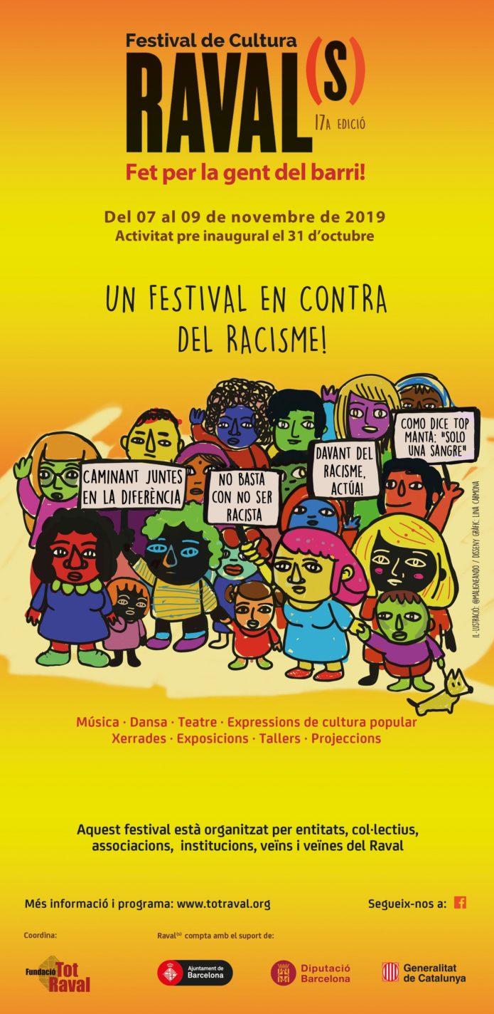 Ravals - Festival de cultura del raval