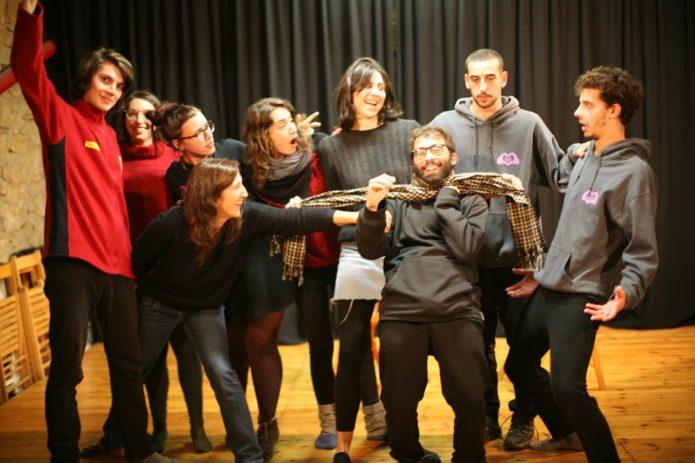Formació teatre de l'Oprimit