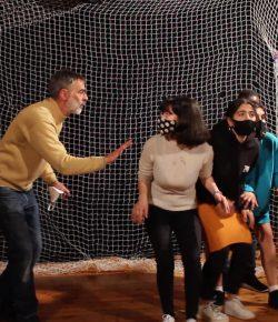 Curso 21-22: Teatro del oprimido – Jordi Forcadas