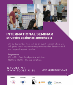 International Seminar – Struggles against Islamophobia